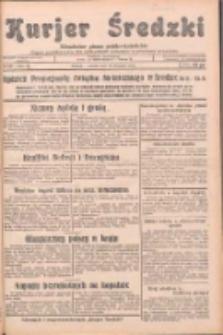 Kurjer Średzki: niezależne pismo polsko-katolickie: organ publikacyjny dla wszystkich urzędów w powiecie średzkim 1932.09.10 R.2 Nr103