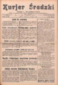 Kurjer Średzki: niezależne pismo polsko-katolickie: organ publikacyjny dla wszystkich urzędów w powiecie średzkim 1932.09.22 R.2 Nr108
