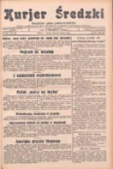 Kurjer Średzki: niezależne pismo polsko-katolickie: organ publikacyjny dla wszystkich urzędów w powiecie średzkim 1932.09.24 R.2 Nr109