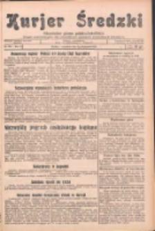 Kurjer Średzki: niezależne pismo polsko-katolickie: organ publikacyjny dla wszystkich urzędów w powiecie średzkim 1932.10.06 R.2 Nr114