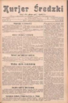 Kurjer Średzki: niezależne pismo polsko-katolickie: organ publikacyjny dla wszystkich urzędów w powiecie średzkim 1932.10.15 R.2 Nr118