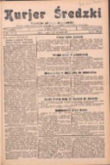 Kurjer Średzki: niezależne pismo polsko-katolickie: organ publikacyjny dla wszystkich urzędów w powiecie średzkim 1932.10.22 R.2 Nr121