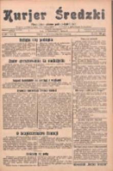 Kurjer Średzki: niezależne pismo polsko-katolickie: organ publikacyjny dla wszystkich urzędów w powiecie średzkim 1932.10.27 R.2 Nr123