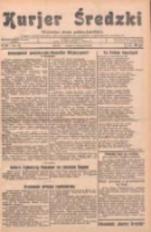 Kurjer Średzki: niezależne pismo polsko-katolickie: organ publikacyjny dla wszystkich urzędów w powiecie średzkim 1932.11.01 R.2 Nr125