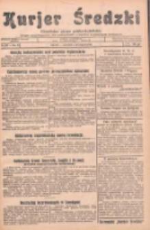 Kurjer Średzki: niezależne pismo polsko-katolickie: organ publikacyjny dla wszystkich urzędów w powiecie średzkim 1932.11.03 R.2 Nr126