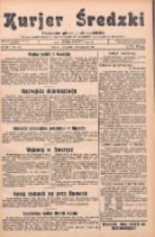 Kurjer Średzki: niezależne pismo polsko-katolickie: organ publikacyjny dla wszystkich urzędów w powiecie średzkim 1932.11.10 R.2 Nr129