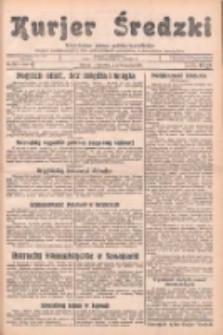 Kurjer Średzki: niezależne pismo polsko-katolickie: organ publikacyjny dla wszystkich urzędów w powiecie średzkim 1932.11.17 R.2 Nr132