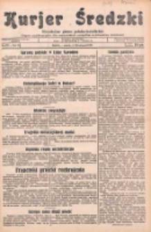 Kurjer Średzki: niezależne pismo polsko-katolickie: organ publikacyjny dla wszystkich urzędów w powiecie średzkim 1932.11.19 R.2 Nr133