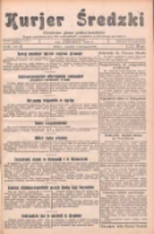 Kurjer Średzki: niezależne pismo polsko-katolickie: organ publikacyjny dla wszystkich urzędów w powiecie średzkim 1932.11.24 R.2 Nr135