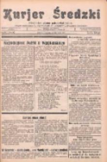 Kurjer Średzki: niezależne pismo polsko-katolickie: organ publikacyjny dla wszystkich urzędów w powiecie średzkim 1932.11.26 R.2 Nr136