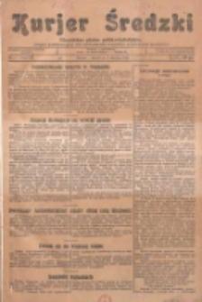Kurjer Średzki: niezależne pismo polsko-katolickie: organ publikacyjny dla wszystkich urzędów w powiecie średzkim 1933.01.03 R.3 Nr1