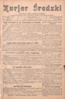 Kurjer Średzki: niezależne pismo polsko-katolickie: organ publikacyjny dla wszystkich urzędów w powiecie średzkim 1933.01.05 R.3 Nr2
