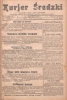 Kurjer Średzki: niezależne pismo polsko-katolickie: organ publikacyjny dla wszystkich urzędów w powiecie średzkim 1933.01.10 R.3 Nr3