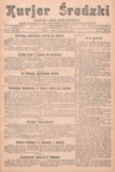 Kurjer Średzki: niezależne pismo polsko-katolickie: organ publikacyjny dla wszystkich urzędów w powiecie średzkim 1933.01.24 R.3 Nr9
