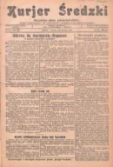 Kurjer Średzki: niezależne pismo polsko-katolickie: organ publikacyjny dla wszystkich urzędów w powiecie średzkim 1933.01.28 R.3 Nr11
