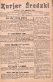 Kurjer Średzki: niezależne pismo polsko-katolickie: organ publikacyjny dla wszystkich urzędów w powiecie średzkim 1933.01.31 R.3 Nr12