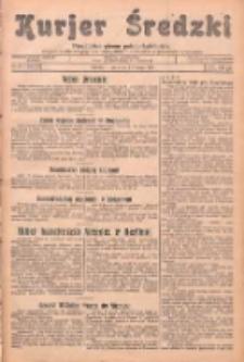 Kurjer Średzki: niezależne pismo polsko-katolickie: organ publikacyjny dla wszystkich urzędów w powiecie średzkim 1933.02.02 R.3 Nr13