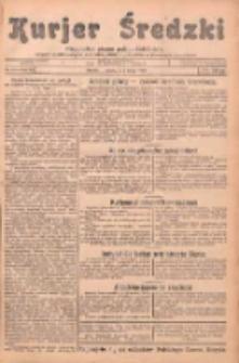 Kurjer Średzki: niezależne pismo polsko-katolickie: organ publikacyjny dla wszystkich urzędów w powiecie średzkim 1933.02.04 R.3 Nr14