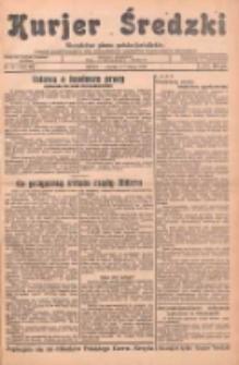 Kurjer Średzki: niezależne pismo polsko-katolickie: organ publikacyjny dla wszystkich urzędów w powiecie średzkim 1933.02.07 R.3 Nr15
