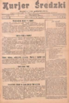 Kurjer Średzki: niezależne pismo polsko-katolickie: organ publikacyjny dla wszystkich urzędów w powiecie średzkim 1933.02.11 R.3 Nr17