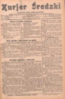 Kurjer Średzki: niezależne pismo polsko-katolickie: organ publikacyjny dla wszystkich urzędów w powiecie średzkim 1933.02.14 R.3 Nr18