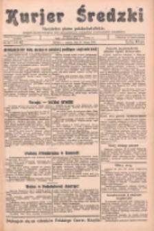 Kurjer Średzki: niezależne pismo polsko-katolickie: organ publikacyjny dla wszystkich urzędów w powiecie średzkim 1933.02.19 R.3 Nr20