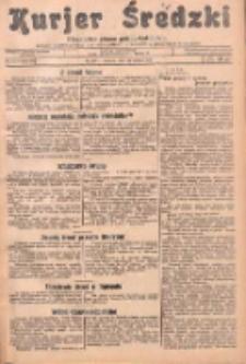 Kurjer Średzki: niezależne pismo polsko-katolickie: organ publikacyjny dla wszystkich urzędów w powiecie średzkim 1933.02.21 R.3 Nr21