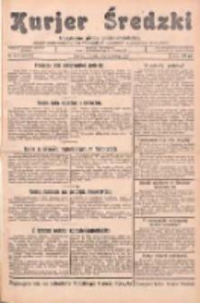 Kurjer Średzki: niezależne pismo polsko-katolickie: organ publikacyjny dla wszystkich urzędów w powiecie średzkim 1933.02.25 R.3 Nr23