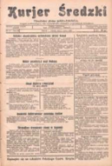 Kurjer Średzki: niezależne pismo polsko-katolickie: organ publikacyjny dla wszystkich urzędów w powiecie średzkim 1933.03.07 R.3 Nr27