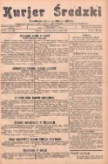 Kurjer Średzki: niezależne pismo polsko-katolickie: organ publikacyjny dla wszystkich urzędów w powiecie średzkim 1933.03.09 R.3 Nr28