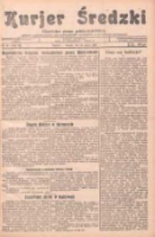 Kurjer Średzki: niezależne pismo polsko-katolickie: organ publikacyjny dla wszystkich urzędów w powiecie średzkim 1933.03.14 R.3 Nr30