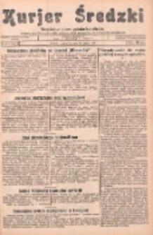 Kurjer Średzki: niezależne pismo polsko-katolickie: organ publikacyjny dla wszystkich urzędów w powiecie średzkim 1933.03.24 R.3 Nr34