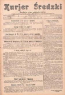 Kurjer Średzki: niezależne pismo polsko-katolickie: organ publikacyjny dla wszystkich urzędów w powiecie średzkim 1933.03.30 R.3 Nr37