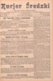 Kurjer Średzki: niezależne pismo polsko-katolickie: organ publikacyjny dla wszystkich urzędów w powiecie średzkim 1933.04.01 R.3 Nr38