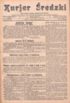 Kurjer Średzki: niezależne pismo polsko-katolickie: organ publikacyjny dla wszystkich urzędów w powiecie średzkim 1933.04.04 R.3 Nr39