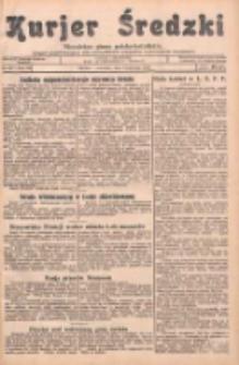 Kurjer Średzki: niezależne pismo polsko-katolickie: organ publikacyjny dla wszystkich urzędów w powiecie średzkim 1933.04.06 R.3 Nr40