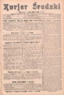 Kurjer Średzki: niezależne pismo polsko-katolickie: organ publikacyjny dla wszystkich urzędów w powiecie średzkim 1933.04.08 R.3 Nr41