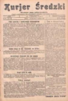 Kurjer Średzki: niezależne pismo polsko-katolickie: organ publikacyjny dla wszystkich urzędów w powiecie średzkim 1933.04.13 R.3 Nr43