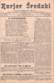 Kurjer Średzki: niezależne pismo polsko-katolickie: organ publikacyjny dla wszystkich urzędów w powiecie średzkim 1933.04.16 R.3 Nr44