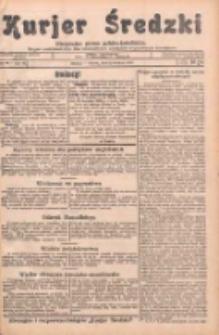 Kurjer Średzki: niezależne pismo polsko-katolickie: organ publikacyjny dla wszystkich urzędów w powiecie średzkim 1933.04.22 R.3 Nr46