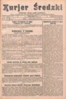 Kurjer Średzki: niezależne pismo polsko-katolickie: organ publikacyjny dla wszystkich urzędów w powiecie średzkim 1933.04.25 R.3 Nr47