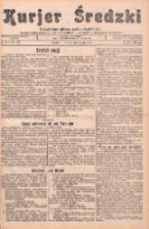 Kurjer Średzki: niezależne pismo polsko-katolickie: organ publikacyjny dla wszystkich urzędów w powiecie średzkim 1933.05.02 R.3 Nr50