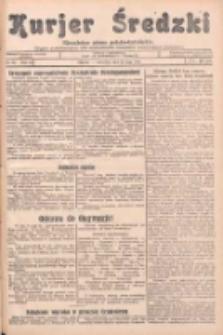 Kurjer Średzki: niezależne pismo polsko-katolickie: organ publikacyjny dla wszystkich urzędów w powiecie średzkim 1933.05.11 R.3 Nr53