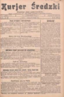 Kurjer Średzki: niezależne pismo polsko-katolickie: organ publikacyjny dla wszystkich urzędów w powiecie średzkim 1933.05.13 R.3 Nr54