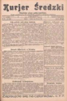Kurjer Średzki: niezależne pismo polsko-katolickie: organ publikacyjny dla wszystkich urzędów w powiecie średzkim 1933.05.16 R.3 Nr55