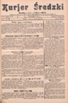Kurjer Średzki: niezależne pismo polsko-katolickie: organ publikacyjny dla wszystkich urzędów w powiecie średzkim 1933.05.18 R.3 Nr56