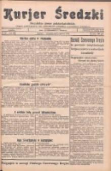 Kurjer Średzki: niezależne pismo polsko-katolickie: organ publikacyjny dla wszystkich urzędów w powiecie średzkim 1933.06.01 R.3 Nr62