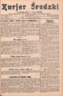Kurjer Średzki: niezależne pismo polsko-katolickie: organ publikacyjny dla wszystkich urzędów w powiecie średzkim 1933.06.08 R.3 Nr64
