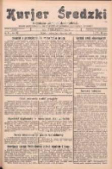Kurjer Średzki: niezależne pismo polsko-katolickie: organ publikacyjny dla wszystkich urzędów w powiecie średzkim 1933.06.10 R.3 Nr65