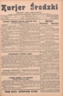 Kurjer Średzki: niezależne pismo polsko-katolickie: organ publikacyjny dla wszystkich urzędów w powiecie średzkim 1933.06.13 R.3 Nr66